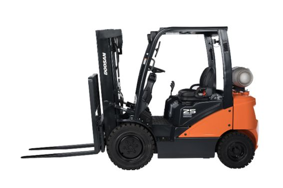 DOOSAN G20/25/30G PLUS